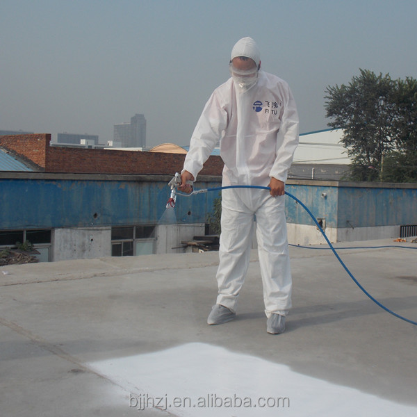 Water based Emulsion Waterproof Coating without any Organic Solution