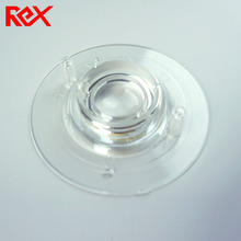 Custom clear plastic light housing injection product
