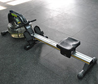 High Quality Hot Sale Commercial Gym Equipment Fitness Equipment MND-W1 Water Rowing Machine