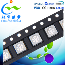 Insecticidal LED Light UV SMD LED 5050 395nm
