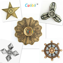 2017 New Products Coloful Hand Spinner Gyro Spinning Top Fidget Spinner Hand Flying spinner Toy