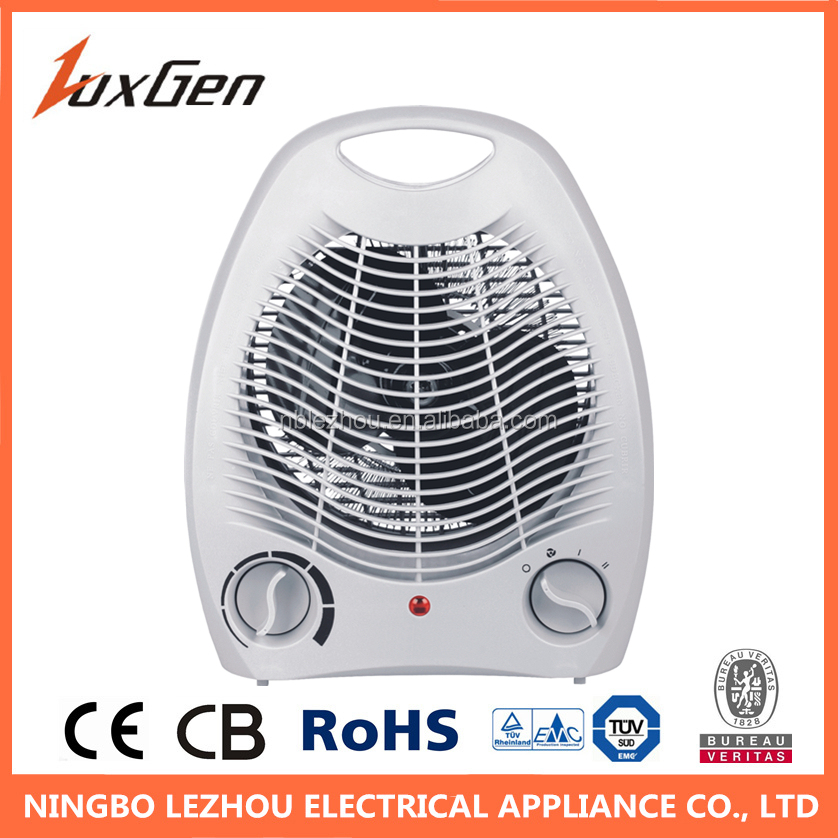 cheap easy home electric fan heater
