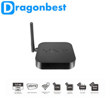 android OS tv box Minix Neo X8-H Minix Neo X7 X5 X6 X8-H Plus S802 Android 4.4 Wifi Support 4K 8 Cores Xbmc smart tv Box