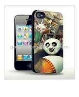 cartoon designed for panda iphone 4 case
