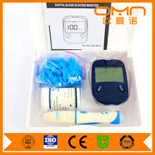 Accu Check Free Blood Glucose Meter Test Strips Bayer Contour Accurate Testing Device for Hospital Home Use One Step Monitor