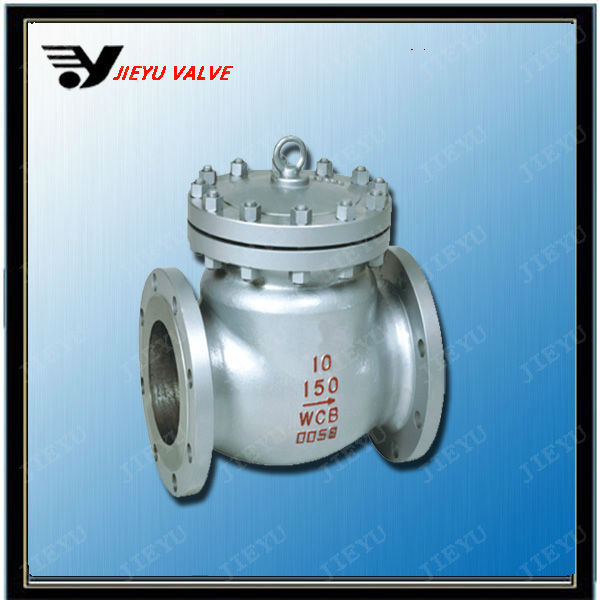 150LB 300LB 600LB Cast Steel Swing Check Valve