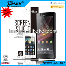 Top Selling Product !! Cell phone screen protector for Samsung galaxy s4/i9500 oem/odm (Anti-Glare)
