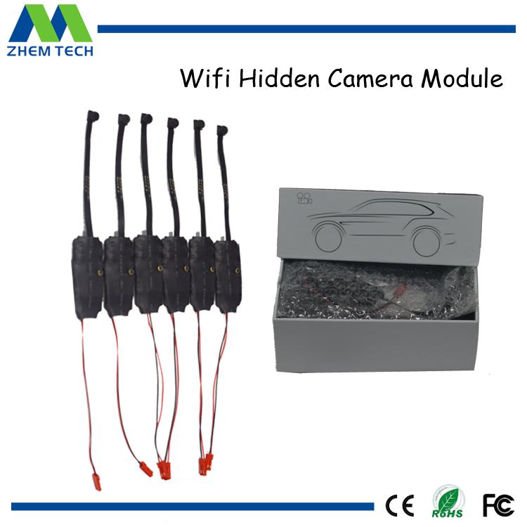Factory OEM DIY Wifi IP Spy Camera Module