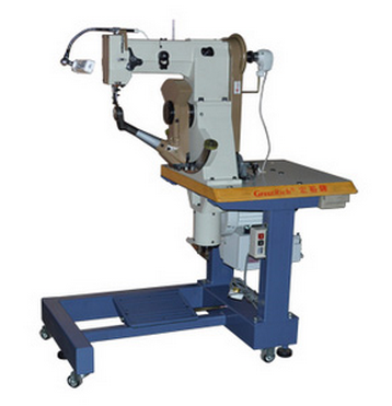 GR-516 Edge cutting machine, industrial shoe sewing machine, shoe machine