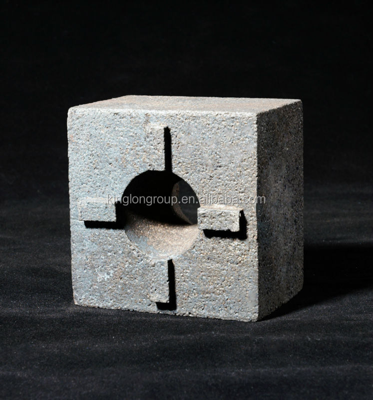 High chrome crusher square hammer