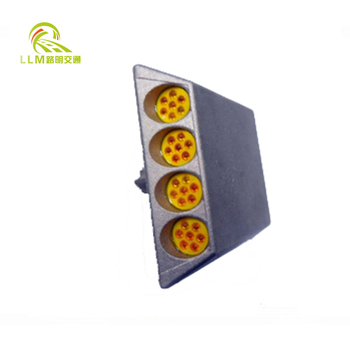 High Reflectivity aluminum glass beads reflective road reflectors