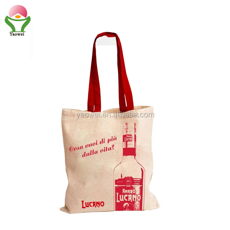 Recyclable Black shopping cotton bag/Cotton Shopping Bag/Cotton Shopper bag with custom logo