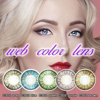 Factory directly cheap price 1 year natural look cheap magic contact lenses color cosmetics