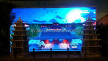 LED Display Sign For Advertising P3 LED Display HD Signs Rental 576 x 576mm Cabinet