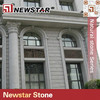 Newstar Stone exterior decorative column wraps