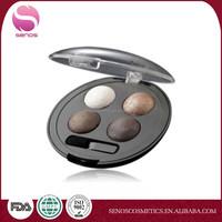 makeup 4 colors natural eye shadow/eyeshadow cosmetic