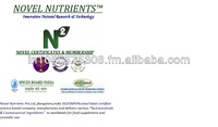 "NOVEL NUTRIENTS "" HERBAL EXTRACTS , NUTRACEUTICALS"""