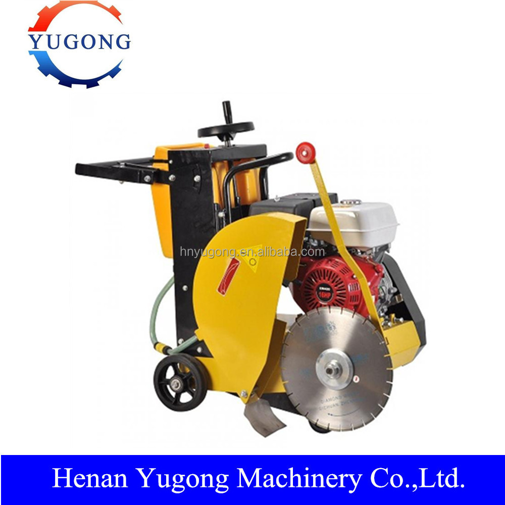 Hot sale Concrete Saw Road Cutting Machine with Honda Engine