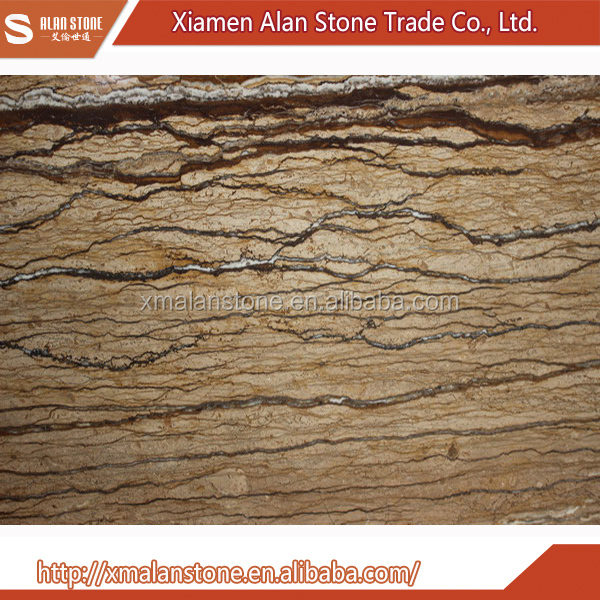 Buy Wholesale From China Iran Golden Tropic marble tiles