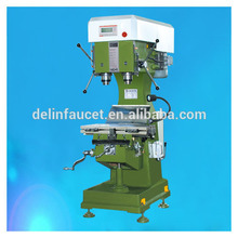 Automatic steel rod used pipe threading machine