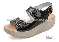 2014 hot sales--lady sandals--health sandals