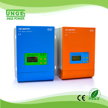Anhui JNGE Power Controller High Efficiency MPPT Solar Controller 40A with LCD Display