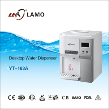 Good Quality YT-183A Hot and Cold Tabletop portable Mini Water Dispenser