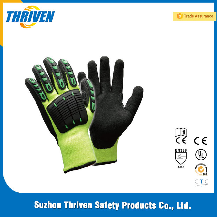 Light Mechanical Glove Motorcycle Glove Construction hand work Glove