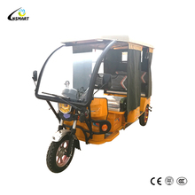 Rain cover battery e rickshaw for sale bajaj cheap electric tricycle water tricycle for sale