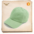 Factory sale in stock fabric strap metal buckle unstructured blank 6 panel baseball cap