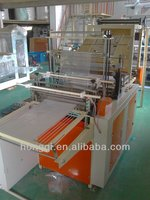 computer control double layer four line bag Sealing and Cutting Machine