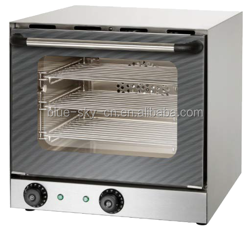 Commercial Glass Window Mini Backing Convection Ovens