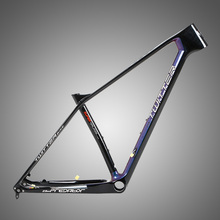 Super light thro axle mountain bicycle mtb carbon frame 29er