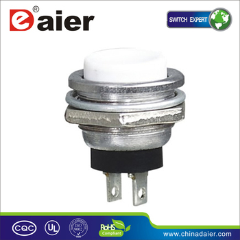 DS-212C 16mm bell push switch