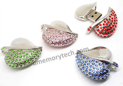 large quantity factory usb flash drive with bracelet shape