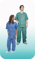 SMS / S/PP nonwoven surgical gowns and isolation gowns for hospital