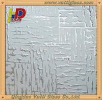 Decoration Frosted Glass/Art Glass for Decorative Glass