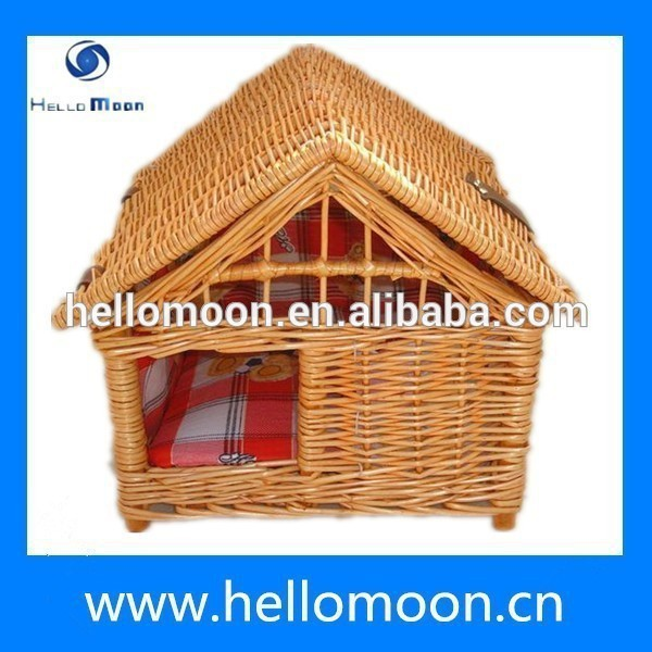 2015 Hot Sale Natural Cheap Bamboo Dog House
