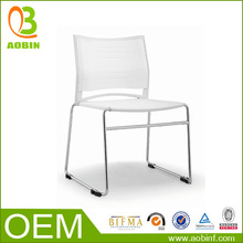 Stackable and Linkable Plastic Conference Chair Training Chair