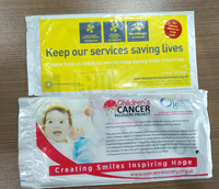 UK Charity Collection Bag
