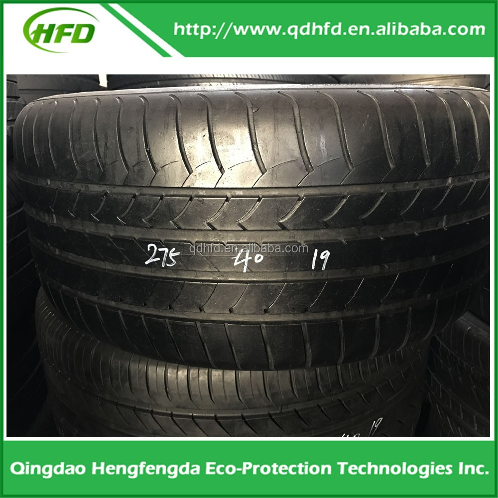 Popular size 195/60R14 used car tires wholesale
