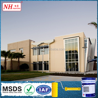 Durable waterproofing non toxic spray paint