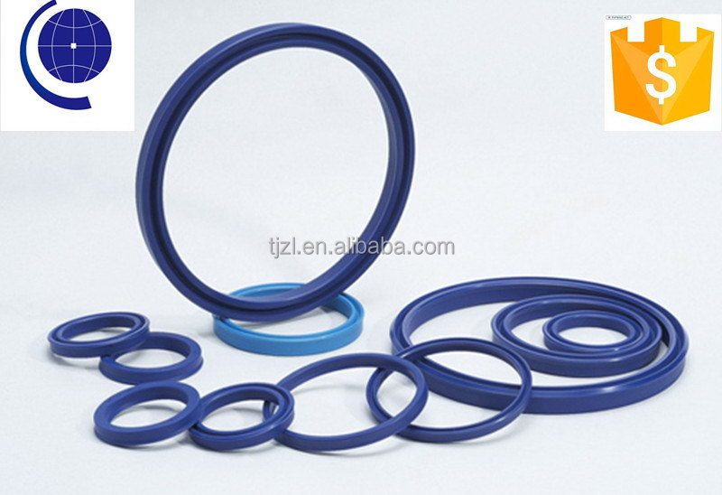 Excellent quality most popular black hydraulic seal washers for pu