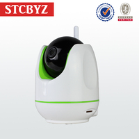 Hot sale 720p micro sd card speaker alarm wireless wifi ip camera