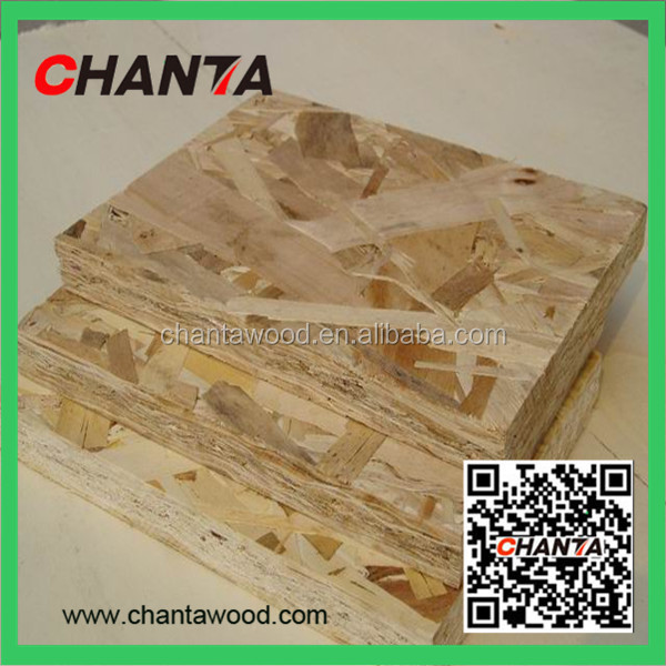 Professional laminated osb board