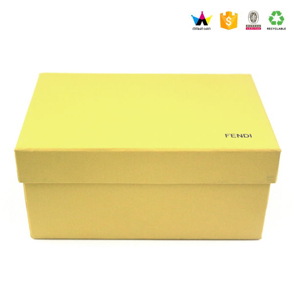 Private Custom Paper Shoes boxes Wholesale packaging box