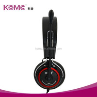 New design stereo Headset gaming USB plug headphone for PC MP3 player mobile phone