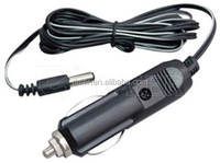 12v car cigarette lighter socket with cap