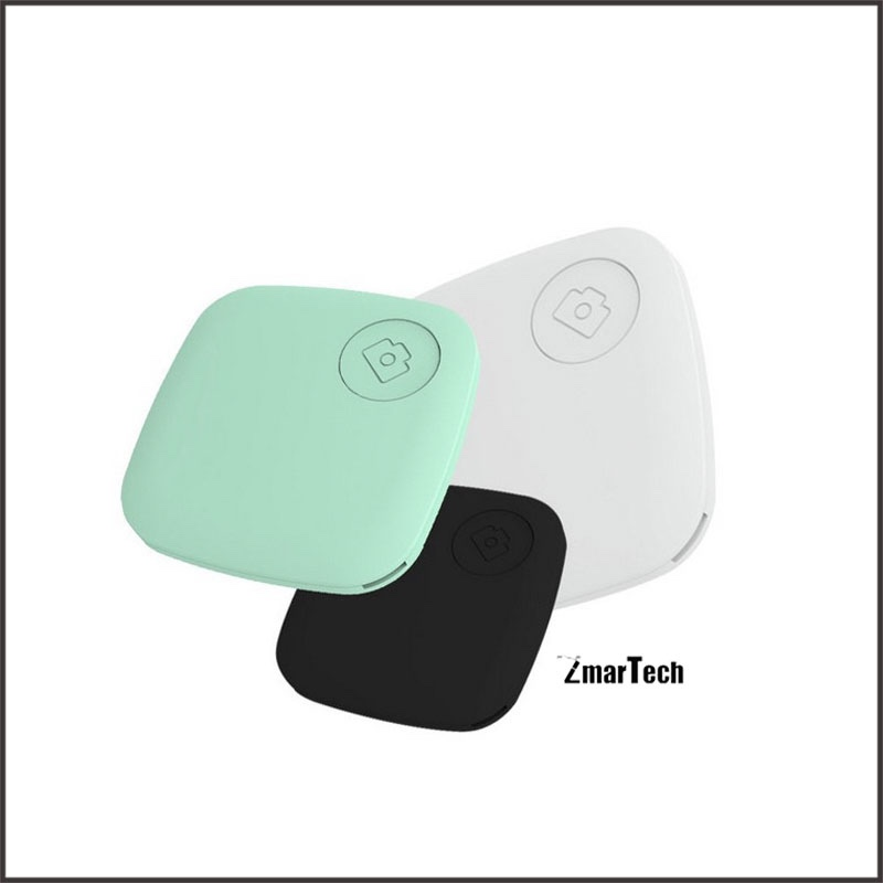 Colorful 120dB personal security anti-lost alarm bluetooth panic button