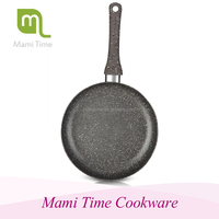 electric ceramic fry pan stone fry pan diamond ceramic pan